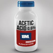 Sterile Acetic Acid 0.6%  10ml