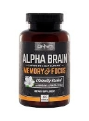 Onnit Alpha Brain - 30 caps